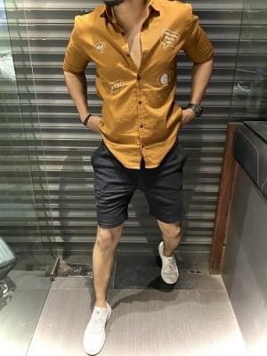 Abstract Khakee Shirt