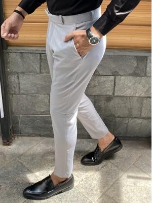 Ankle Formal Lightgrey Trouser