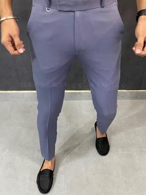 Ankle Formal Darkgrey Trouser