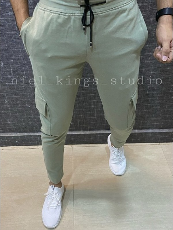 Imported Pista Cargo Trackpant